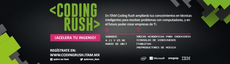 Coding Rush 2017